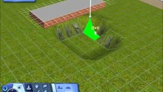 Tutorial: ¿Cómo hacer un garaje subterraneo? Sims 3