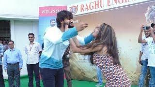 Guna 369 Movie Promotion In Raghu Engineering College | Vishakapatnam | Karthikeya | Daily Culture