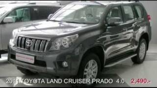 Toyota LC Prado 4.0 - Khabarovsk 27RUS - Fortuna Motors - Auto Dealer Media