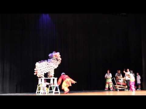 Lunar New Year ATHS ( Lion Dance )