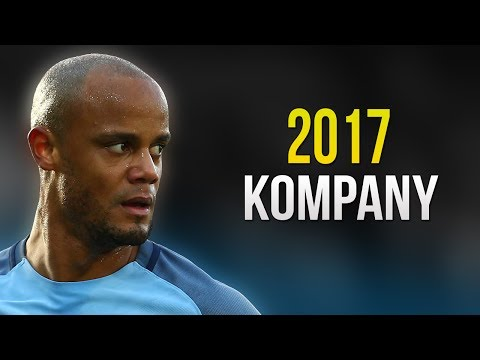 Vincent Kompany - Amazing Defensive Skills - Manchester City - 2017