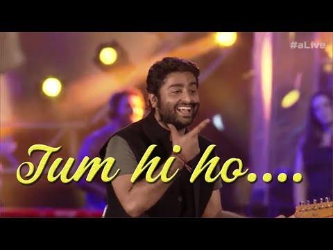 Emotional Performance | Arijit Singh Live | Tum hi ho| Must Watch