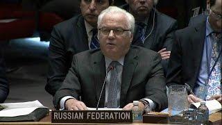 Жаркая дискуссия прошла наэкстренном заседании Совбеза ООН поСирии.