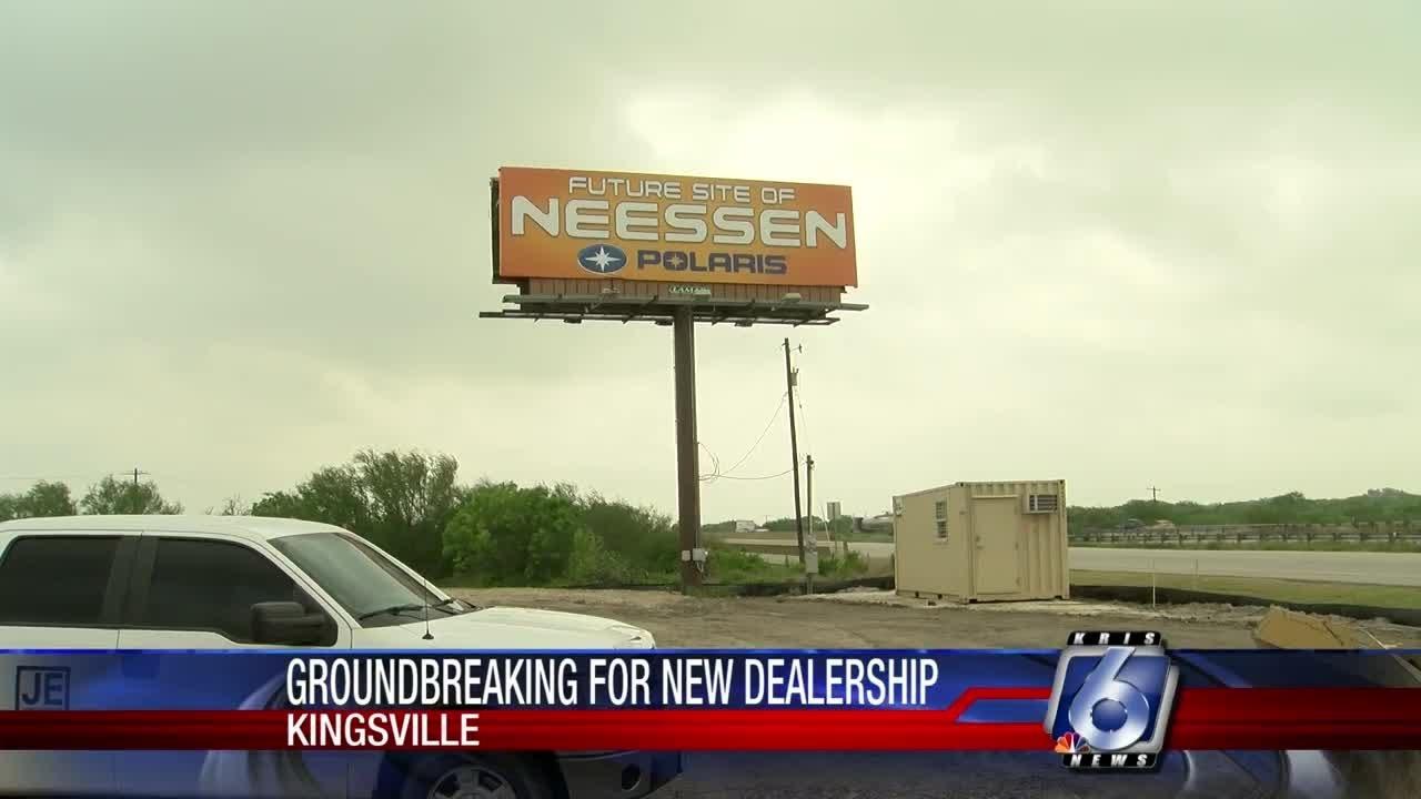 New Neesen Polarship Dealership Opens In Kingsville