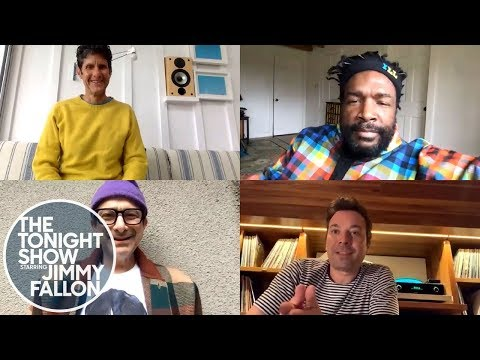 Jimmy and Questlove Fan Boy Out Interviewing Mike D and Adrock
