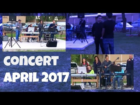 Hillcrest Outdoor Concert April 2017