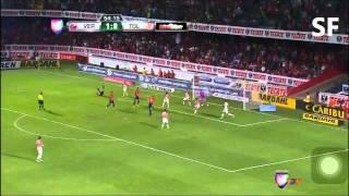 Veracruz Vs Toluca - Jornada 7 - Liga Bancomer MX 2015
