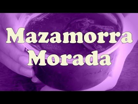 Peruvian Dessert Taste Test: Mazamorra Morada, Arroz Con Leche & Puré De Camote