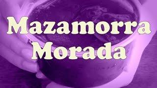 Mazamorra Morada, Arroz Con Leche & Puré De Camote for Dessert in Lima, Peru