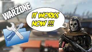 Warzone PC Frame Drop/Lag/Stutter Fİx NEW 2021 (⚠️Read pinned comment first!⚠️)