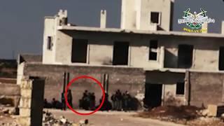 Exclusive: 1 Syrian soldier VS 100 ISIS members!