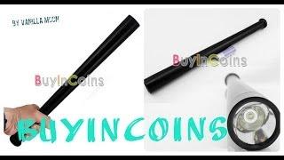 Фонарики-бита с сайта buyincoins (#8) 2014 / UNBOXING / REVIEW / Обзор