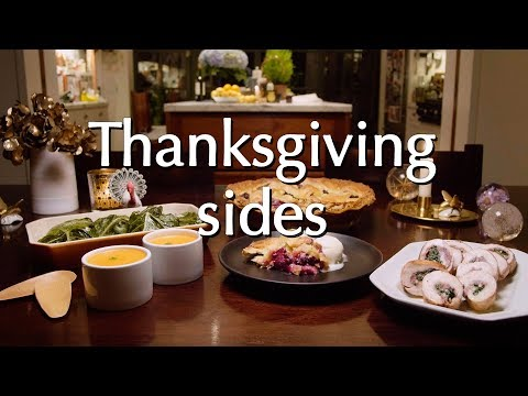 Thanksgiving Sides: Dinner Party Tonight