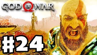 NIFLHEIM! - God of War - Gameplay Walkthrough Part 24 (God of War 4)