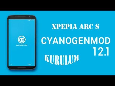 Xperia Arc S (LT18i) 5.1.1 Lolipop ROM Kurulum