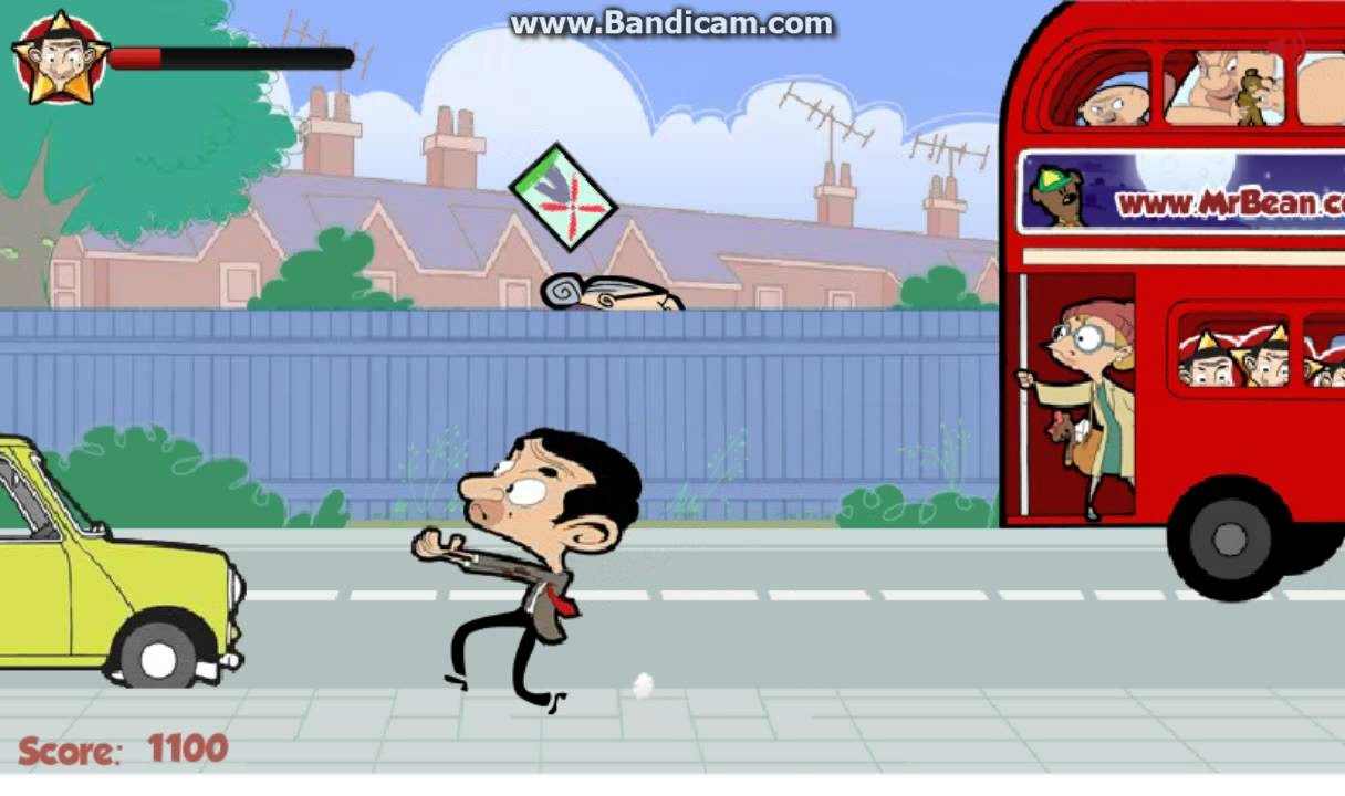 Mr Bean Games