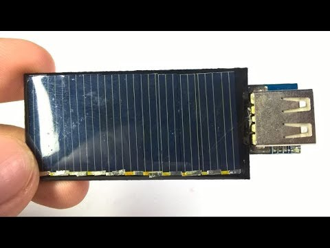 The Hack with Solar Battery