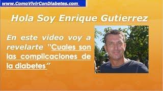 Con diabética 1 diabetes polineuropatía mellitus tipo