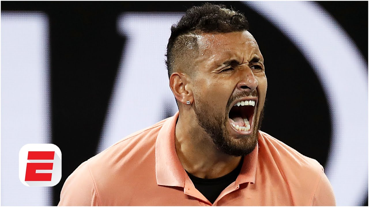 Nick Kyrgios on Australia bushfires: I'm playing for more than myself | Australian Open
