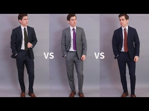 3 Types of Suits: Off the Rack vs. Made to Measure vs. Bespo
