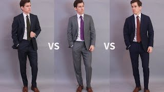 3 Types of Suits: Off the Rack vs. Made to Measure vs. Bespoke