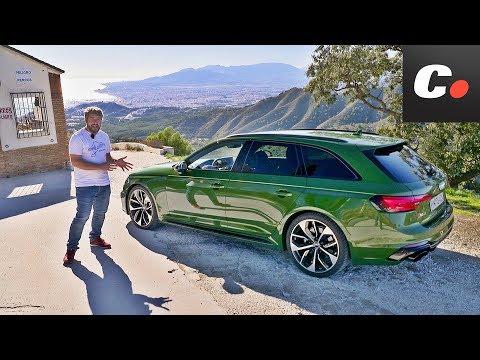 Audi RS4 Avant 2018 | Primera prueba / Test / Review en español | coches.net