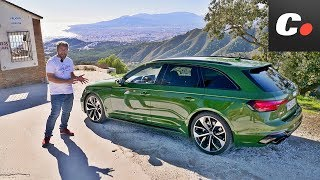 Audi RS4 Avant | Primera prueba / Test / Review en español | coches.net