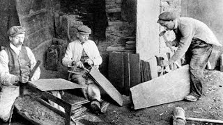 История сланцевых карьеров Северного Уэльса