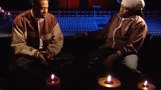 Jay-Z - Relationship with his Dad, Talks Moment of Clarity Verse 1 - 2003