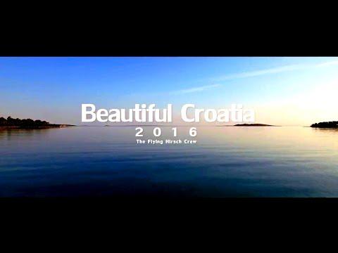Beautiful Croatia 2016 [The Flying Hirsch Crew] DJI Phantom 3 Advanced