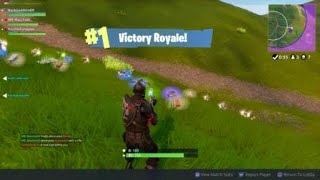 FORTNITE Squad Wipe Victory Royale Clip #18