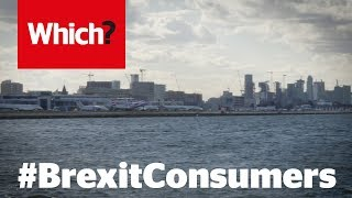 What matters most to consumers during Brexit?