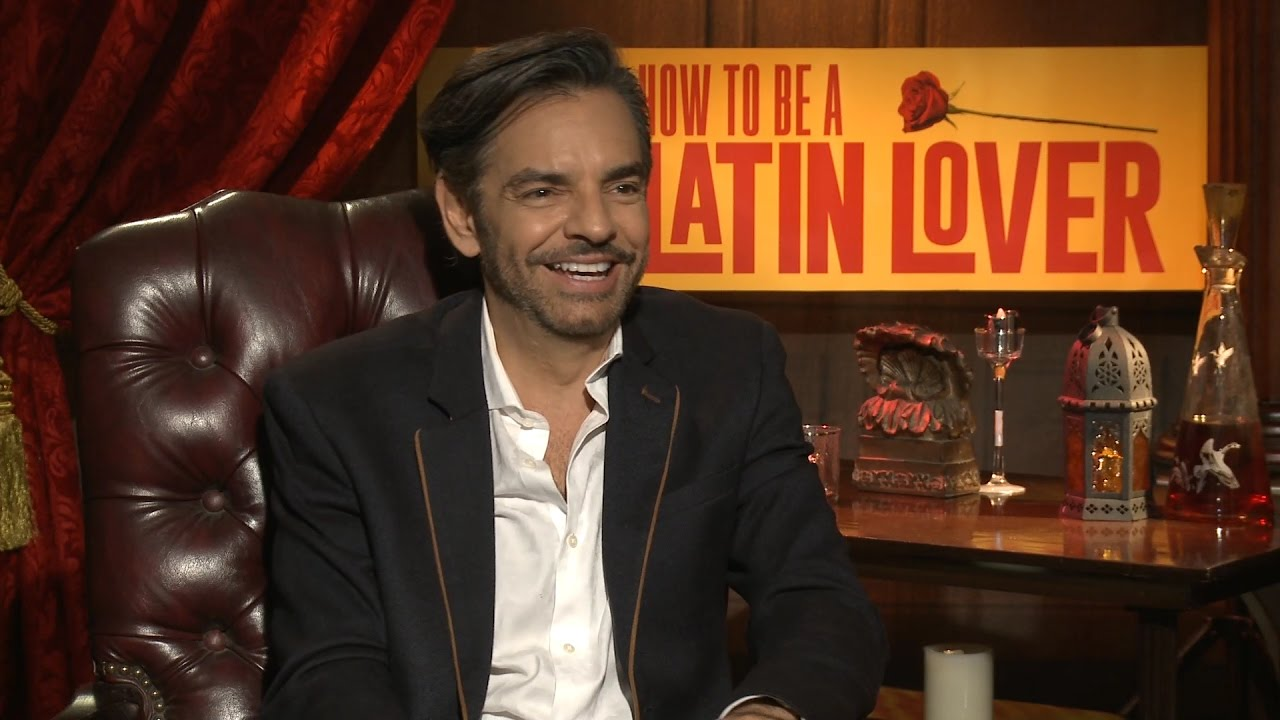 How To Be A Latin Lover  Eugenio Derbez (maximo) Interview