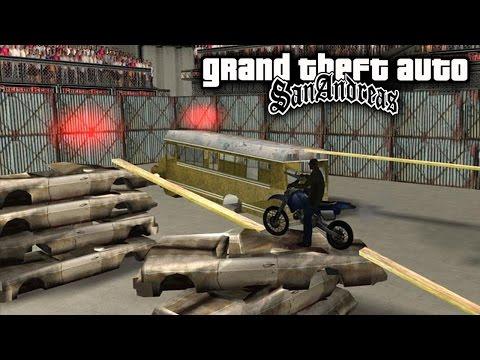 GTA San Andreas - Misiones Secundarias - Episodio 13