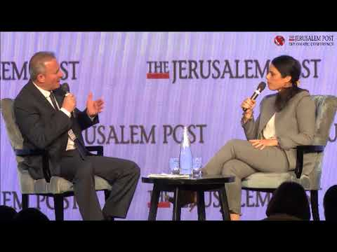 Justice Minister Ayelet Shaked at Jerusalem Post's 2017 Diplomatic Conference