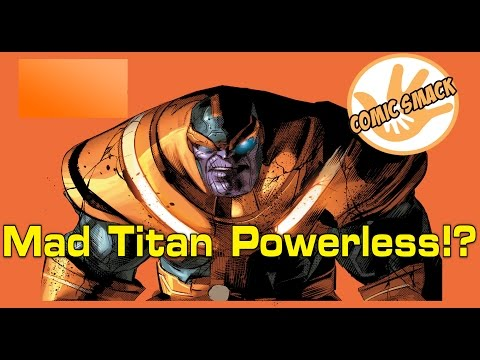 Mad Titan Powerless!? | Thanos #6