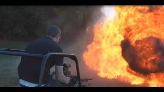 Dragon 50cal Explosive Ammo!