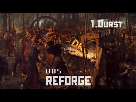 Deutsche Berittene Spetsnaz - Reforge (2017 Full Album)