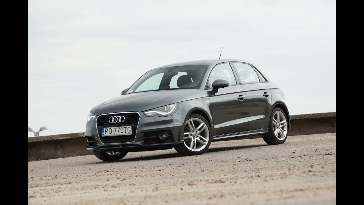 test audi a1 sportback 1 4 tfsi ambition s line youtube. Black Bedroom Furniture Sets. Home Design Ideas