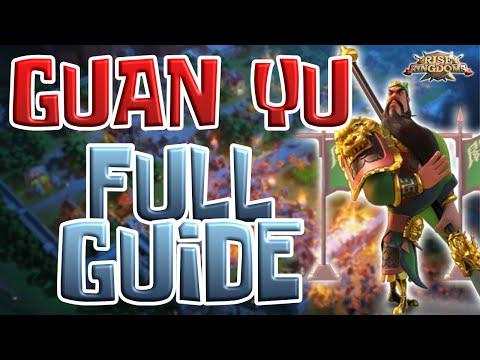GUAN YU COMMANDER