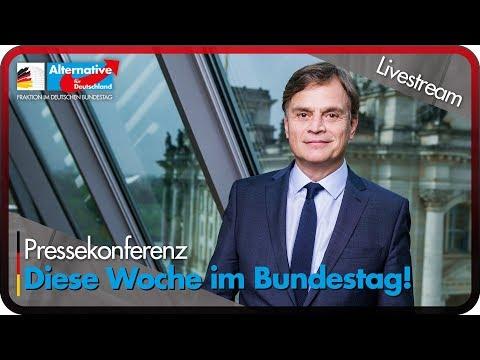 Bargeld erhalten, Antisemitismus von links, Petitionsrecht verbessern! - AfD-Fraktion im Bundestag