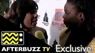 Dawnn Lewis @ the MegaChurch Murder Movie Premiere | AfterBuzz TV