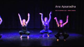 Tales of orient-contemporary Indian dance