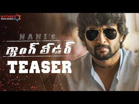 Nani's Gang Leader Teaser | Karthikeya | Vikram Kumar | Anirudh Ravichander | Mythri Movie Makers
