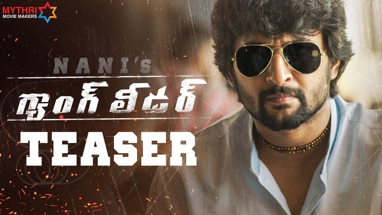 Nani's Gang Leader Teaser | Karthikeya | Vikram Kumar | Anirudh Ravichander | Mythri Movie Make