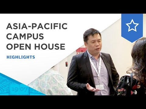 First Open House at ESSEC Asia-Pacific