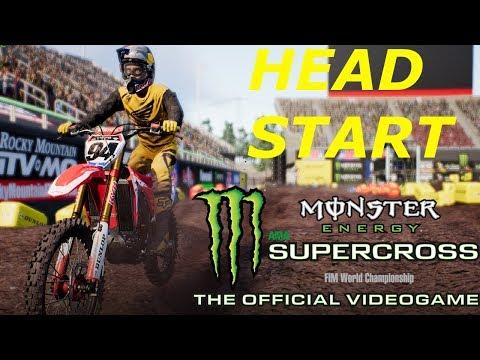 Monster Energy Supercross - Head Start Championship EP14 - Salt Lake City (Roczen)