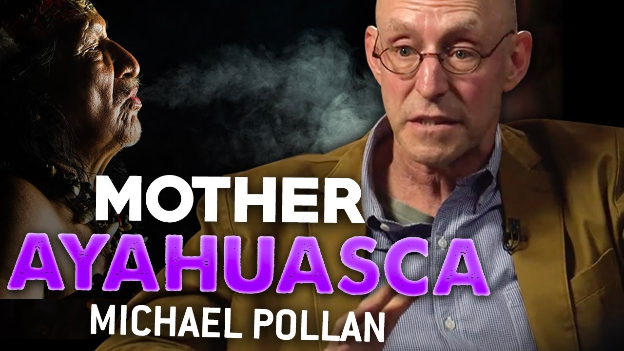 WHAT DOES AN AYAHUASCA CEREMONY LOOK LIKE? - Michael Pollan | London Real