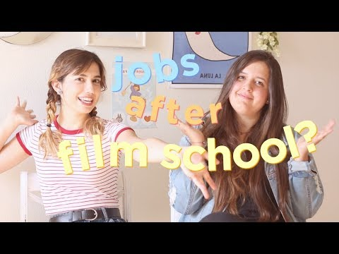 Getting a Job After Film School | FILM SCHOOL 101
