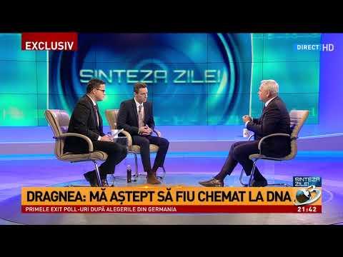 Liviu Dragnea: Mă aștept să fiu chemat la DNA